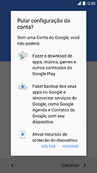 LG X Power - Primeiros passos - Como ativar seu aparelho - Etapa 13