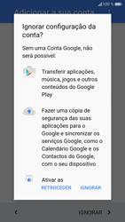 Huawei P9 Lite - Android Nougat - Primeiros passos - Como ligar o telemóvel pela primeira vez -  12