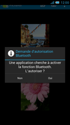 Bouygues Telecom Bs 471 - Photos, vidéos, musique - Envoyer une photo via Bluetooth - Étape 11