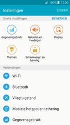 Samsung Galaxy A3 2016 (SM-A310F) - WiFi - Mobiele hotspot instellen - Stap 4