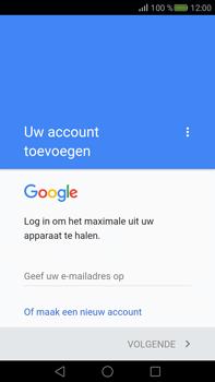 Huawei Mate S - E-mail - handmatig instellen (gmail) - Stap 9