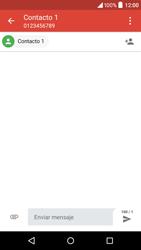 Alcatel Idol 3 - Mensajería - Escribir y enviar un mensaje multimedia - Paso 8
