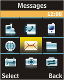 Samsung J700 - SMS - Manual configuration - Step 3