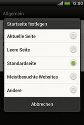 HTC Desire C - Internet - Internetverbindung - Manuelle Einstellung - Schritt 18