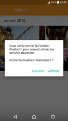 Sony Xperia XZ (F8331) - Photos, vidéos, musique - Envoyer une photo via Bluetooth - Étape 13