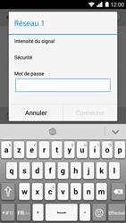 Huawei Ascend G6 - Wifi - configuration manuelle - Étape 6