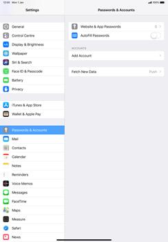 Apple iPad Pro 11 (2018) - Email - Manual configuration IMAP without SMTP verification - Step 4