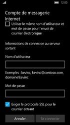 Acer Liquid M330 - E-mail - Configuration manuelle - Étape 19