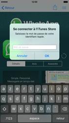 Apple iPhone 6 iOS 9 - WhatsApp - Télécharger WhatsApp - Étape 10