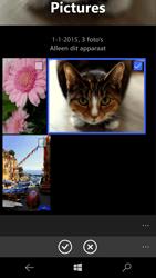 Microsoft Lumia 950 - MMS - Afbeeldingen verzenden - Stap 13