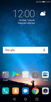 Huawei Mate 10 Lite - WiFi - Verbinden met een netwerk - Stap 2