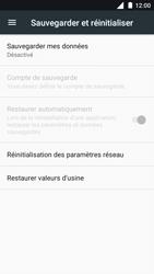 Nokia 3 - Device maintenance - Retour aux réglages usine - Étape 6