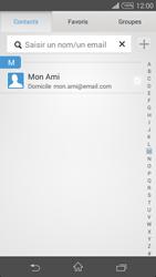 Sony Xpéria Z3 - E-mails - Envoyer un e-mail - Étape 6