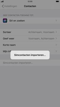 Apple iphone-8-plus-met-ios-13-model-a1897 - Contacten en data - Contacten kopiëren van SIM naar toestel - Stap 5