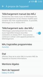 Samsung Galaxy J5 (2016) (J510) - Appareil - Mises à jour - Étape 6