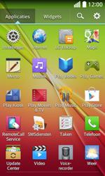 LG Optimus L70 (LG-D320n) - Instellingen aanpassen - Fabrieksinstellingen terugzetten - Stap 3