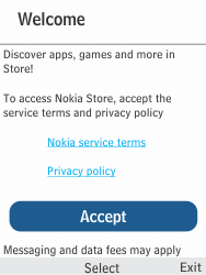 Nokia 301-1 - Applications - Downloading applications - Step 4