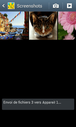 Samsung Galaxy S2 - Photos, vidéos, musique - Envoyer une photo via Bluetooth - Étape 14