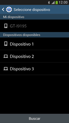 Samsung Galaxy S4 Mini - Bluetooth - Transferir archivos a través de Bluetooth - Paso 11