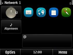 Nokia E6-00 - Netwerk - gebruik in het buitenland - Stap 14