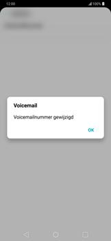 LG g7-thinq-lm-g710em - Voicemail - Handmatig instellen - Stap 8