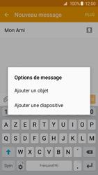 Samsung G920F Galaxy S6 - MMS - envoi d'images - Étape 11
