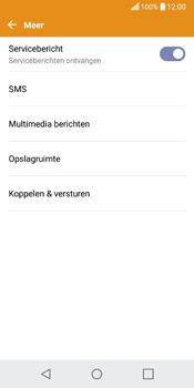 LG Q6 (LG M700n) - SMS - Handmatig instellen - Stap 6