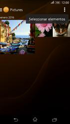 Sony Xperia E4g - Bluetooth - Transferir archivos a través de Bluetooth - Paso 8