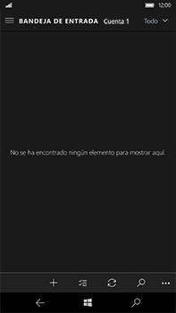 Microsoft Lumia 950 XL - E-mail - Configurar correo electrónico - Paso 6
