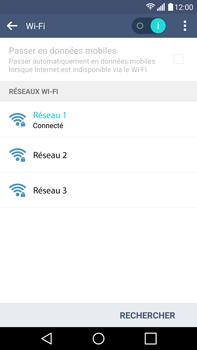 LG G4 - Internet et connexion - Accéder au réseau Wi-Fi - Étape 8