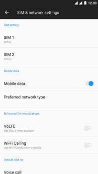OnePlus 3T - Internet - Manual configuration - Step 6