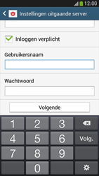Samsung I9195 Galaxy S IV Mini LTE - E-mail - Account instellen (IMAP met SMTP-verificatie) - Stap 13