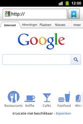 Samsung S5830i Galaxy Ace i - Internet - internetten - Stap 4