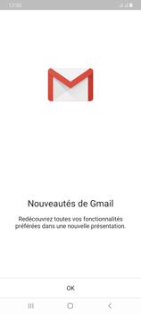 Samsung Galaxy A70 - E-mail - Configurer l