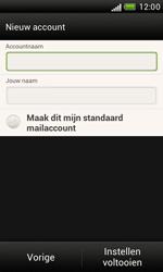HTC T328e Desire X - E-mail - e-mail instellen: POP3 - Stap 17