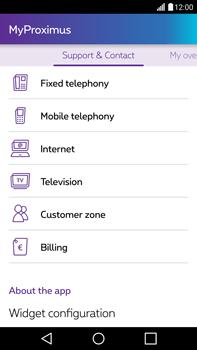 LG H815 G4 - Applications - MyProximus - Step 24