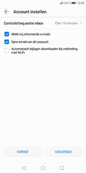 Huawei P Smart - E-mail - e-mail instellen (yahoo) - Stap 8