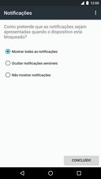 Huawei Google Nexus 6P - Segurança - Como ativar o código de bloqueio do ecrã -  12
