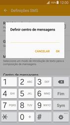 Samsung Galaxy S4 LTE - SMS - Como configurar o centro de mensagens -  8