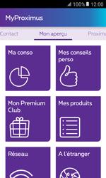 Samsung Galaxy Xcover 3 VE - Applications - MyProximus - Étape 12