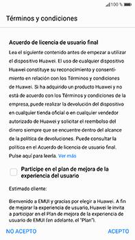 Huawei P10 Plus - Primeros pasos - Activar el equipo - Paso 6