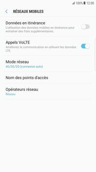 Samsung Samsung G928 Galaxy S6 Edge + (Android N) - Réseau - Activer 4G/LTE - Étape 8