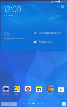 Samsung T335 Galaxy Tab 4 8-0 - Internet - Internetten - Stap 1