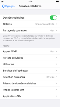 Apple iPhone 7 Plus - iOS 13 - Internet - Utilisation à l