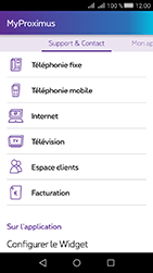 Huawei Y6 II Compact - Applications - MyProximus - Étape 21