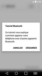 LG K4 2017 - WiFi et Bluetooth - Jumeler votre téléphone avec un accessoire bluetooth - Étape 4