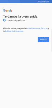 Samsung Galaxy Note 8 - E-mail - Configurar Gmail - Paso 10