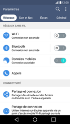 LG LG K10 4G (K420) - Internet - configuration manuelle - Étape 5