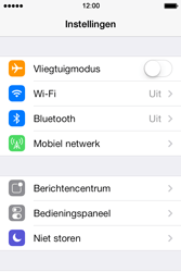 Apple iPhone 4S met iOS 5 (Model A1387) - WiFi - KPN Hotspots configureren - Stap 16