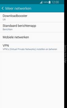 Samsung N915FY Galaxy Note Edge - Internet - Handmatig instellen - Stap 5